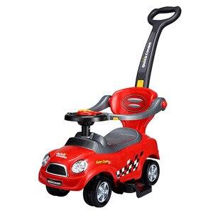 Kids Trolley Stroller Push Sco