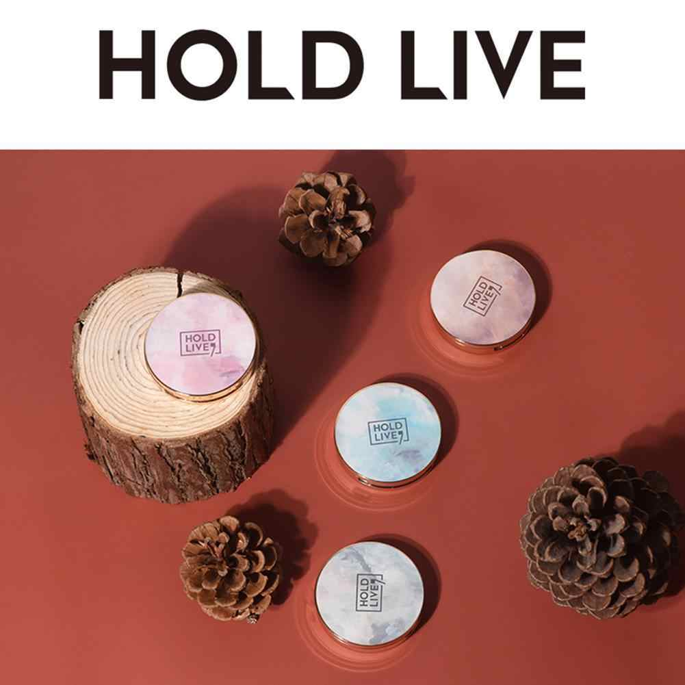 HOLD LIVE กำมะหยี่ Matte Air Cushion Blusher Palette Oil-Control ธรรมชาติ UP Blush TO Rouge ง่าย Contour Cream make สวมใส่ I1T5