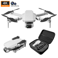 RC Drone 1080 4K videocamera HD fotografia aerea professionale sensore di gravità WiFi FPV pieghevole Quadcopter Dron funzionamento semplice