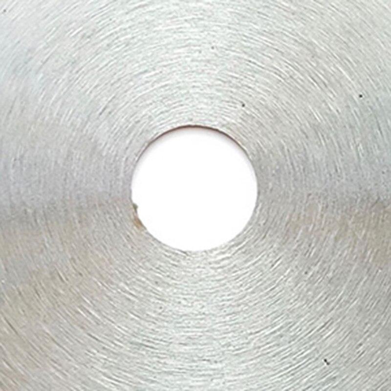 85mm 24T 10mm Bore TCT Circular Saw Blade Disc Cutter Wood Metal/Cutting Durable