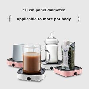 Image 2 - Kamjove קבוע טמפרטורת בידוד את בסיס כוס זכוכית כוס משטח בידוד מחומם תחתיות