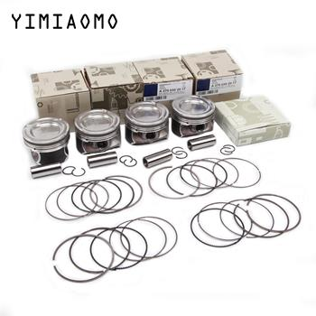270 030 11 17 Engine Pistons Rings Set KS STD Pin 20mm For Mercedes-Benz W176 A250 X156 C117 W246 CLA250 GLA250 A2700301917