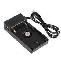 FOTGA Film Blackmagic Cinema Kamera BMCC 4K BMPCC Netzteil Montieren Platte Adapter für Sony NP-F970 Batterie