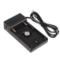 Fotga filme blackmagic cinema câmera bmcc 4 k bmpcc fonte de alimentação placa montagem adaptador para sony NP F970 bateria|Acessórios de estúdio de foto| |  -