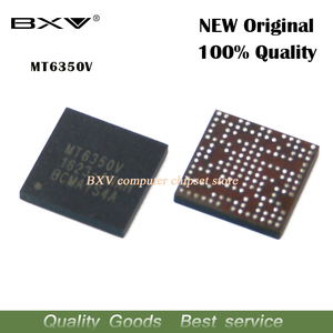 Image 1 - 1pcs MT6350V MT6350 BGA new original laptop chip free shipping