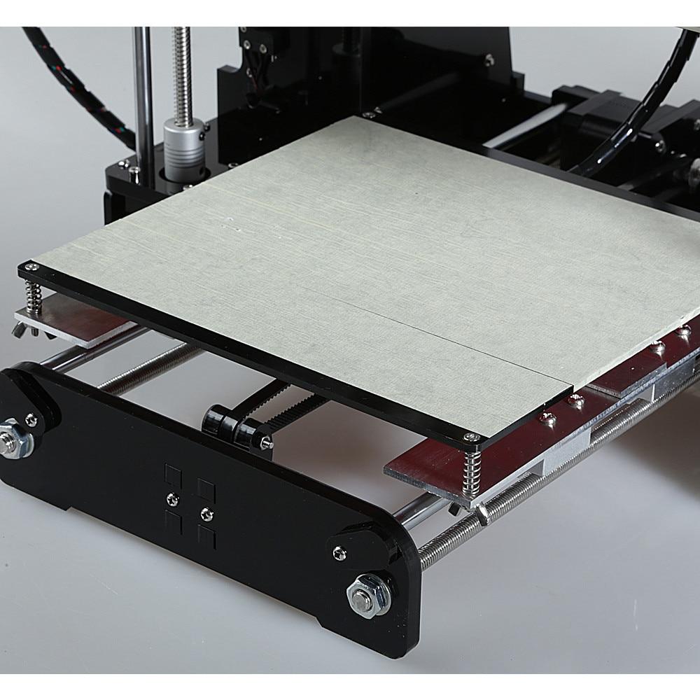 Anet A6 A8 3D Printer Kit Nieuwe Prusa I3 Reprap/Sd kaart Pla Plastic Als Geschenken/Extra Soplo nozzle Express Verzending Van Moskou - 4