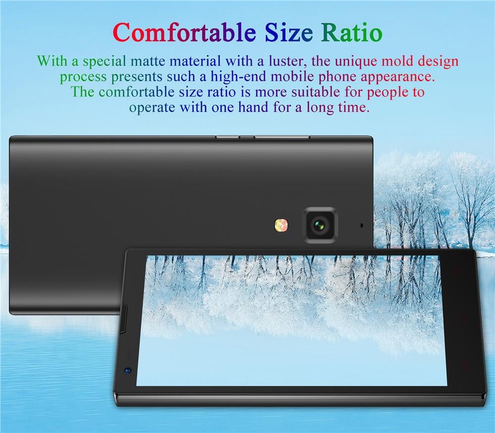 Comfortable Size Ratio
