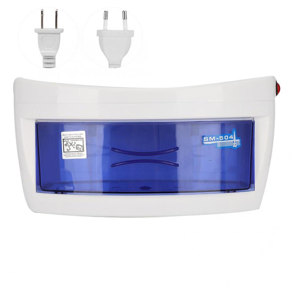 110V 220V UV Sterilization For Mask Glasses Towel Mobile Phone Disinfection Sterilizer Disinfection Cabinet Ultraviolet Light