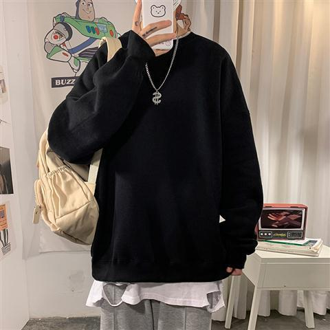 Hac6aeb602ed44168a6acde95b2dc27acY loose Korean style plus size sweatshirt winter clothes streetwear women 2020 new fashion plus velvet oversize harajuku hoodie