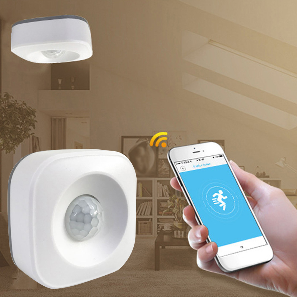 WiFi Infrared Motion Sensor Day & Night Body Sensor Accessories WiFi Smart Detector APP Durable