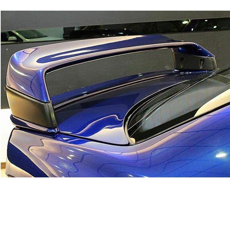 Спойлер для BMW E36 M3 1990-2000, спойлер серии BMW M3 светильник Кой из АБС-пластика, неокрашенный спойлер для BMW E36 M3, спойлер