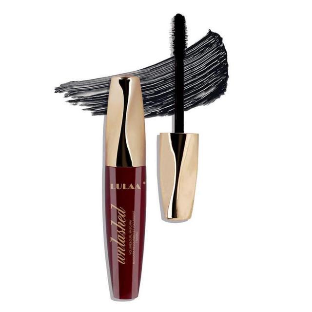 4D Silk Fiber Lash Black Mascara For Eyelash Extension Waterproof Rimel 3d Mascara Thick Lengthening Eye Makeup Cosmetics TSLM1