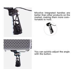 Image 5 - Système de Suspension de montage de choc de pare brise de Cage de protection de vent de Microphone pour la collection audio de HD de Microphones de RODE VS dirigeable de RODE
