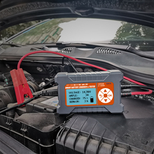 Car-Chargerand-Tester Lancol 12v/3a with Lcd-Screen Supplier Smart 2-120ah Cat200 2-In-1