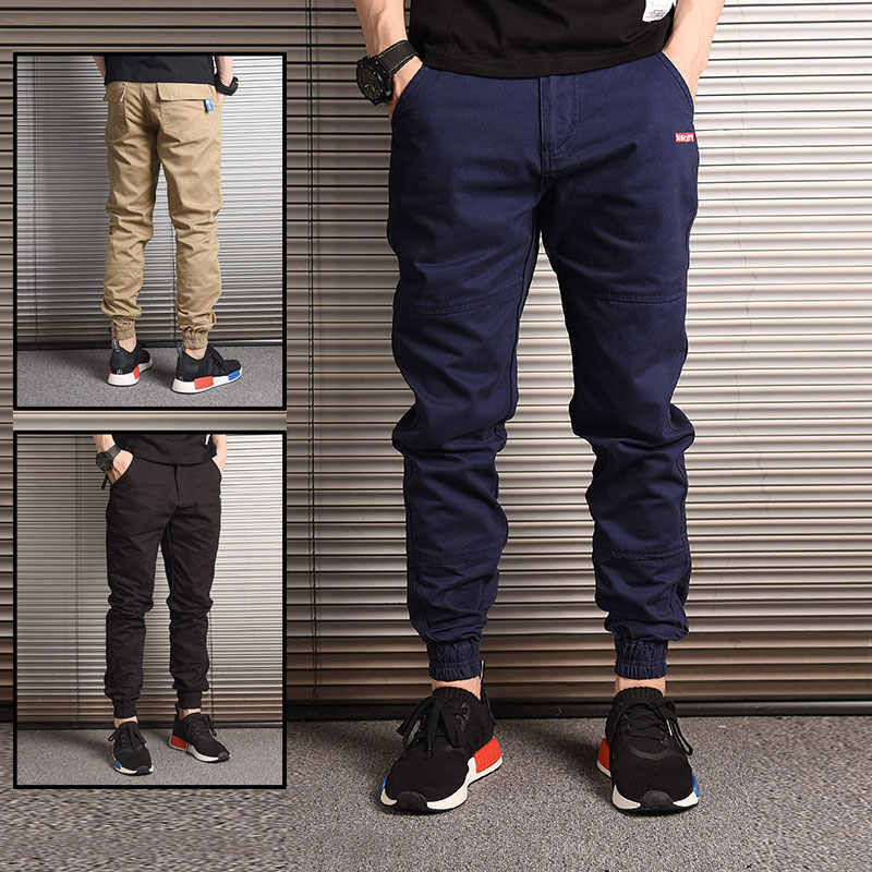 Fashion Streetwear Mannen Jeans Loose Fit Slack Bodem Casual Cargo Broek Vintage Designer Japanse Stijl Hip Hop Joggers Broek Mannen