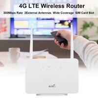 2021 nuovo universale sbloccato 4G LTE CPE Router Modem RJ45 LAN WAN Antenna esterna WiFi Hotspot Wireless con Slot per schede Sim