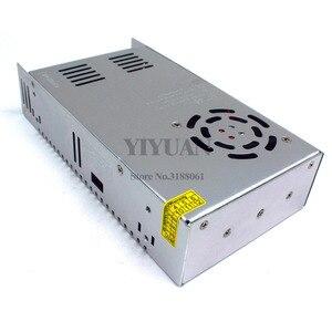 Image 5 - Tek çıkışlı anahtarlama güç kaynağı 600W 24V 25A sürücü Transformers AC110V 220V DC24V SMPS için Led lamba CCTV 3D yazıcı