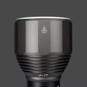 Image 3 - Youpin NexTool S.O.S Taschenlampe 380m USB Aufladbare 5 Modi IPX7 Wasserdichte LED Taschenlampe Typ C Suche Taschenlampe für camping
