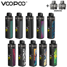 Original VOOPOO VINCI Mod Pod Kit Vape 1500mAh Battery 5.5ml Pod Cartridge New GENE.AI chip VW Electronic Cigarette Vaporizer