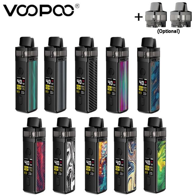 מקורי VOOPOO וינצ י Mod Pod ערכת Vape 1500mAh סוללה 5.5ml Pod מחסנית חדש גן. AI שבב פולקסווגן סיגריה אלקטרונית מאדה