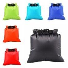 3L Im Freien Wasserdichte Tasche Dry Bag Sack rucksack Schwimm Trockenen Getriebe Taschen Für Bootfahren Angeln Rafting Schwimmen