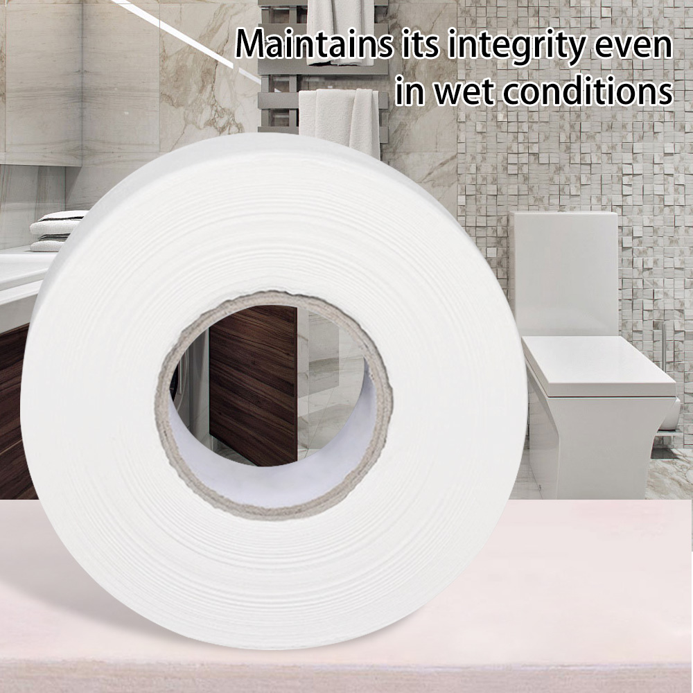 1 Roll Top Jumbo Soft Roll Home Toilet Paper 4-Layer Native Wood Toilet Paper Pulp Rolling Paper Strong Water Absorption