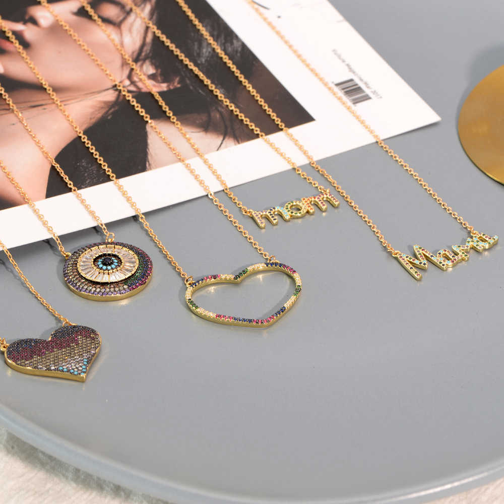 Mewah Wanita Pelangi Crystal Cincin Perhiasan Emas Zircon Cincin Awal Dropshipping untuk Wanita Hadiah