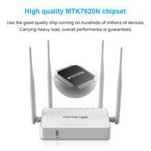 ZBT – routeur WiFi WE1626 300Mbps, prise en charge de Huawei E3372/E3872, Modem USB VPN pour OpenWRT/Omni II, Point d'accès, Firmware en anglais