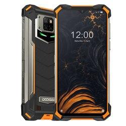 DOOGEE S88 Pro IP68/IP69K прочный телефон 10000 мАч Android 10 быстро меняется Helio P70 Octa Core 6,3 дюйм19:9 6 ГБ Оперативная память 128 Гб Встроенная память NFC