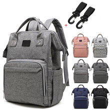Nappy Backpack Bag Mummy Large Capacity Bag Mom Baby Multi-function Waterproof Outdoor Travel Diaper Bags For Baby Care disney waterproof material mummy diaper bag multi function nappy backpack large capacity baby bag insulation bags