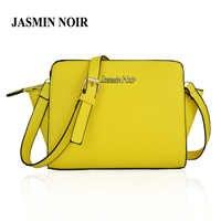 JASMIN NOIR célèbre marque femmes Messenger sac de haute qualité mode sac à bandoulière Designer sac à main Smiley femmes sacs à bandoulière