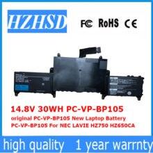 148 v 30wh оригинальный pc vp bp105 Новый аккумулятор для ноутбука