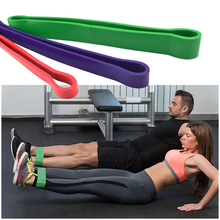 Unisex Resistance Bands Yoga Elastic Band Workout Rubber Loop Cross fit Strength Pilates Fitness Equipment Training Expander