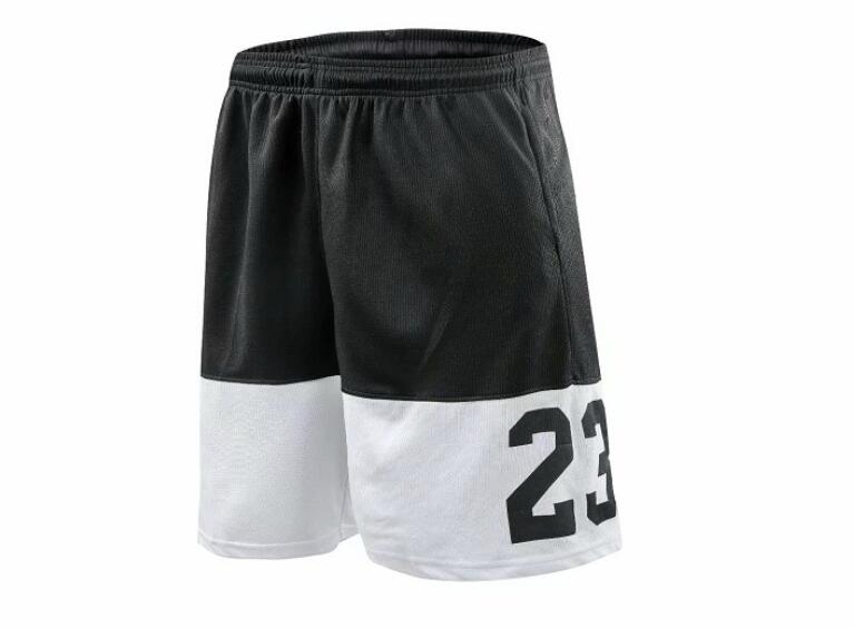 Casual Shorts Training Sport Breathable New And No.23 Fast-Dry Men's