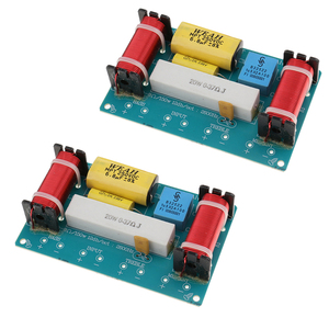 Image 1 - Divisor de frecuencia de 3 vías, 2 juegos, distribuidores de frecuencia de bajos para altavoces para el hogar y el coche