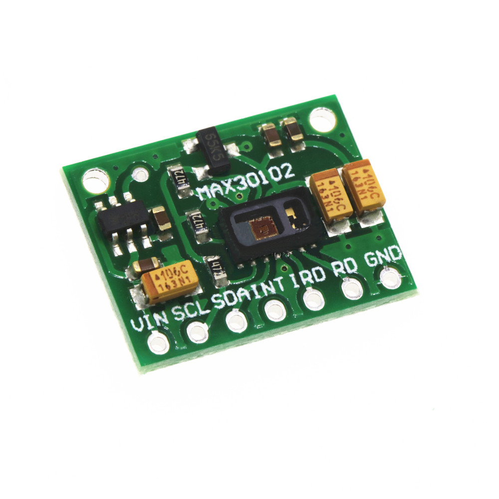 MAX30102 Chip Heart Rate Blood Oxygen Sensor Module