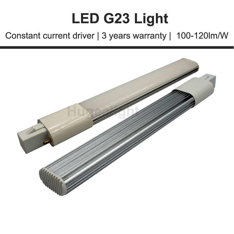 G23 מנורת 5w 7w 9w 12w led הנורה אור G23 led מנורת pl אור pl- s החלפת 3 שנות אחריות