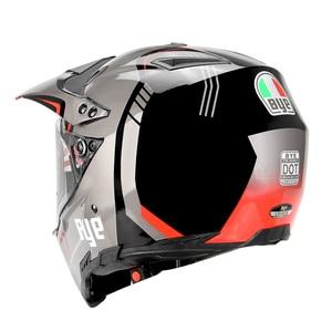 Image 4 - BYE Motorcycle Helmet Motocross Helmet casco moto Motorbike Racing Moto Helmet Biker Full Face Helmets ECE DOT Certification