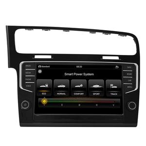 9 inches HD MIB car Radio MK7 Carplay android auto Car Media Golf 7 Navigator for VW MK 7 Golf 7 Golf GTI Golf R