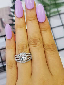 Moonso Rings-Set Pai...