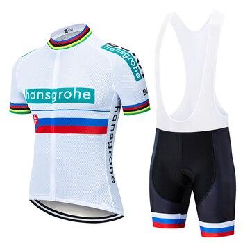 2020 BORAING Ropa de ciclismo de verano conjunto de Jersey de ciclismo...