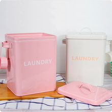 Household sealed trumpet rice tank rice box insect-proof and moisture-proof 5kg