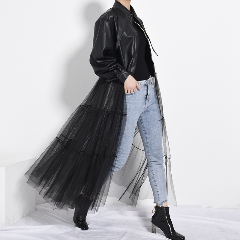 Leather Fall 2020 Fashion Trends at ShoptheKei.com