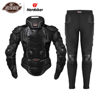 HEROBIKER мотоциклетная куртка мужская Броня мотоциклетная Броня мото мотокросса гоночная куртка для езды на мотоцикле мото защита S-5XL