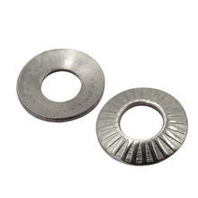 304 stainless steel external tooth lock washer, stainless steel gasket, anti-skid flat-pad flower-tooth pad M3-M20(China)