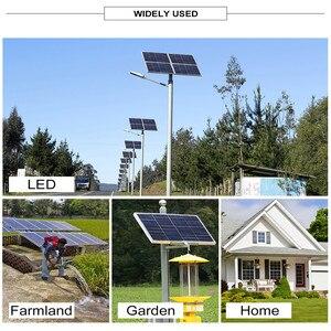 Image 3 - Anaka 18V 10W/20W/30W/40W/50W/80W pannello solare kit di celle solari di energia solare fotovoltaica pannelli solari per la casa con 10A controller