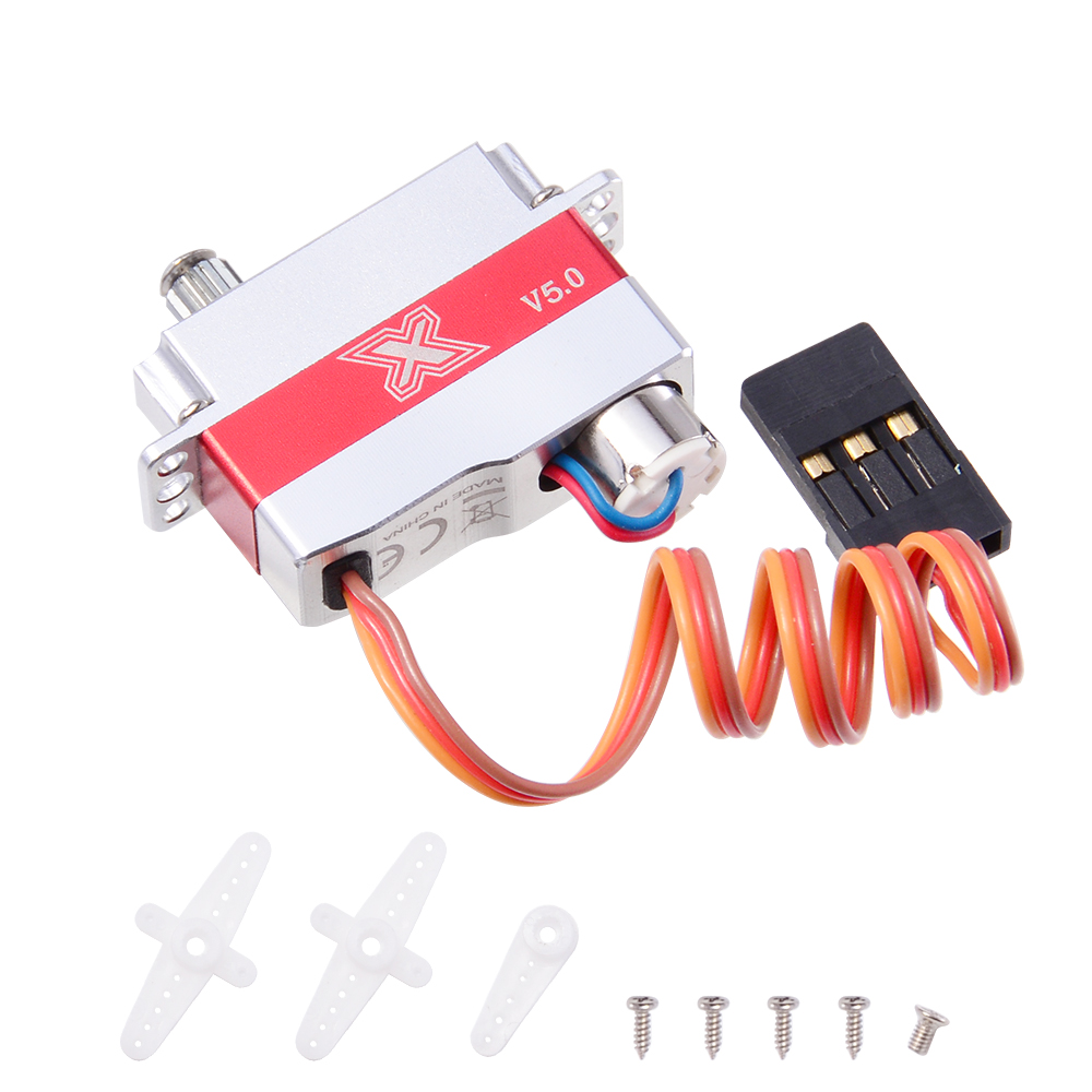 kst servo x08n v5 0 8 4 v 2 8kg hv coreless motor servo digital planador