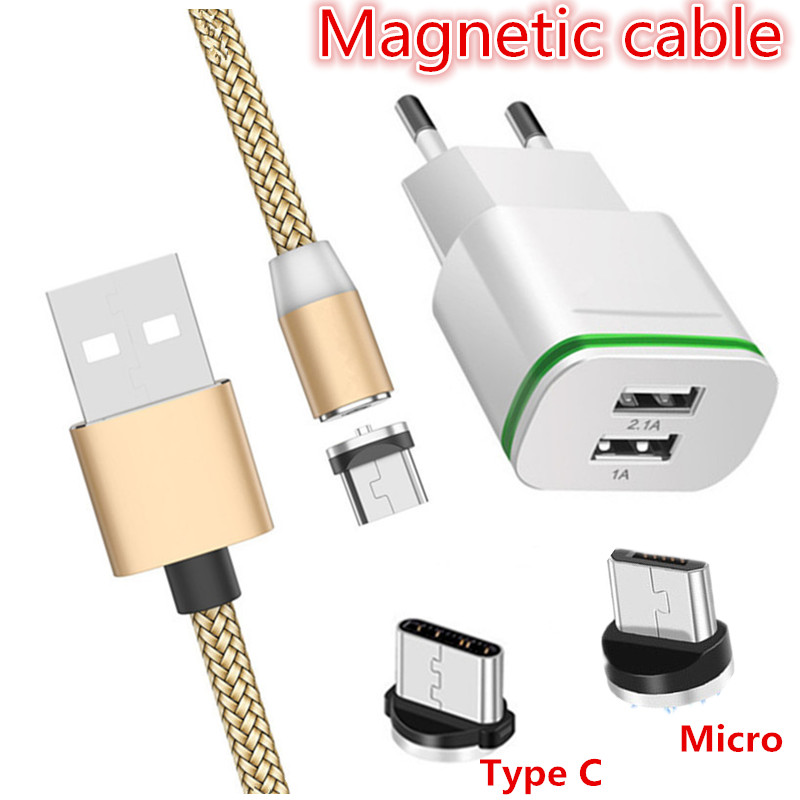 1M Micro USB Type C Fast Charging charger <font><b>cable</b></font> For <font><b>Samsung</b></font> oneplus 7 6 6t 5 5t 3t cord for meizu m3 m6 m5 note m5c M10 adapter image