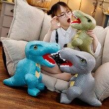 28-60CM Cute Dinosaur Tyrannosaurus Plush Soft Toys Stuffed Animal Cartoon Pillow Children Gift Christmas Kawaii