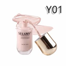 40ML Repair Nourish Makeup Foundation Base Liquid Cream Long Lasting Waterproof Moisturizer Face Concealer недорого